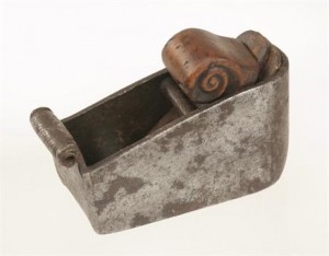 Early instrument plane. From David Stanely Auctions c 2014