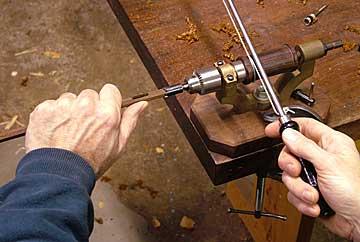 bow drill - Lovely Shepherd Knives